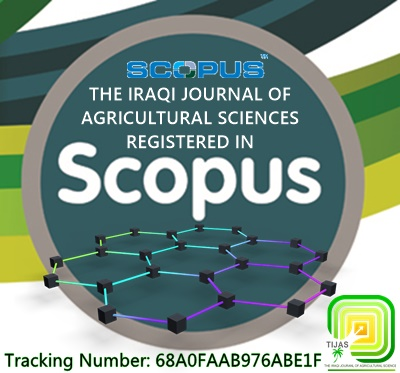 IRAQI JOURNAL OF AGRICULTURAL SCIENCES